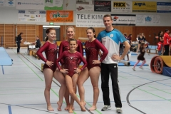 Kreisliga-B-1-WKT-Mannschaft