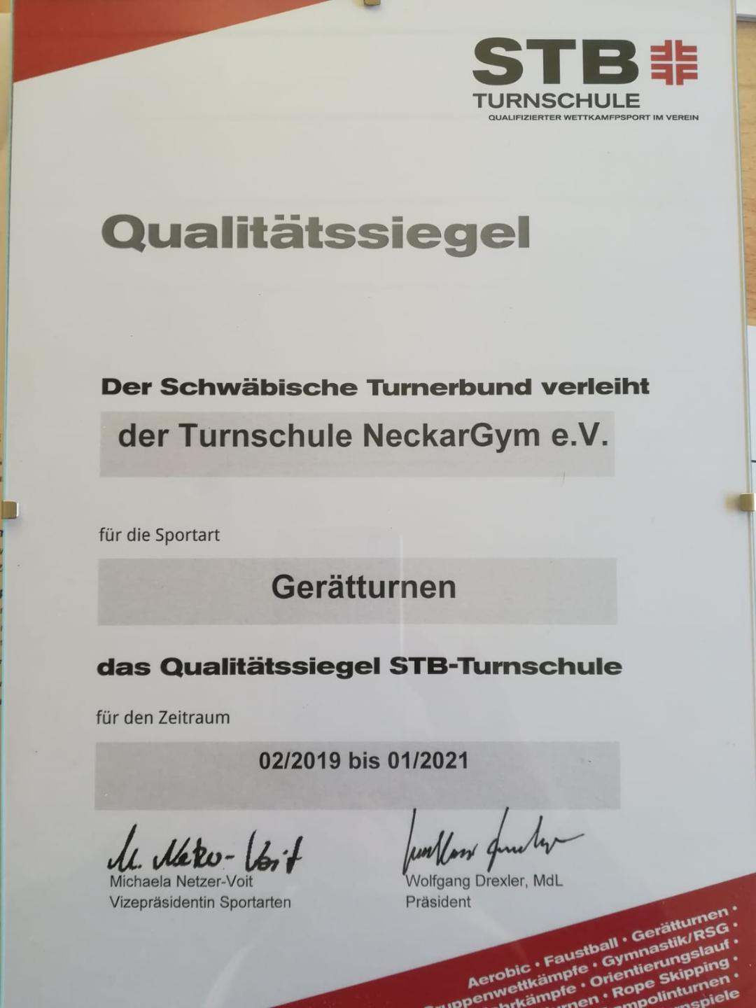 STB Turnschule